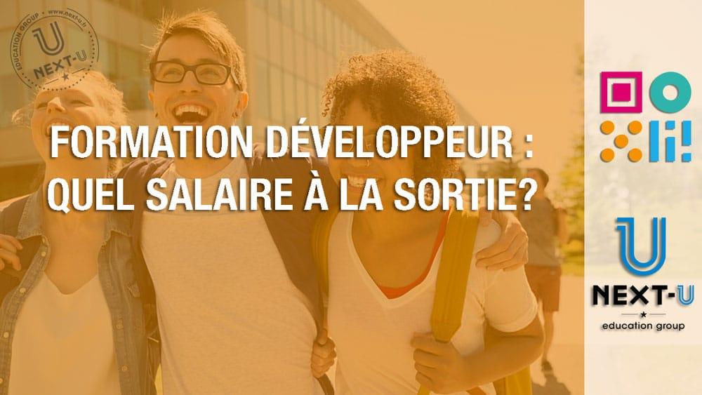 Formation développeur : quel salaire à la sortie ?