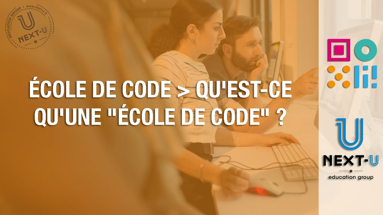 École de code > Qu'est-ce qu'une «école de code» ?